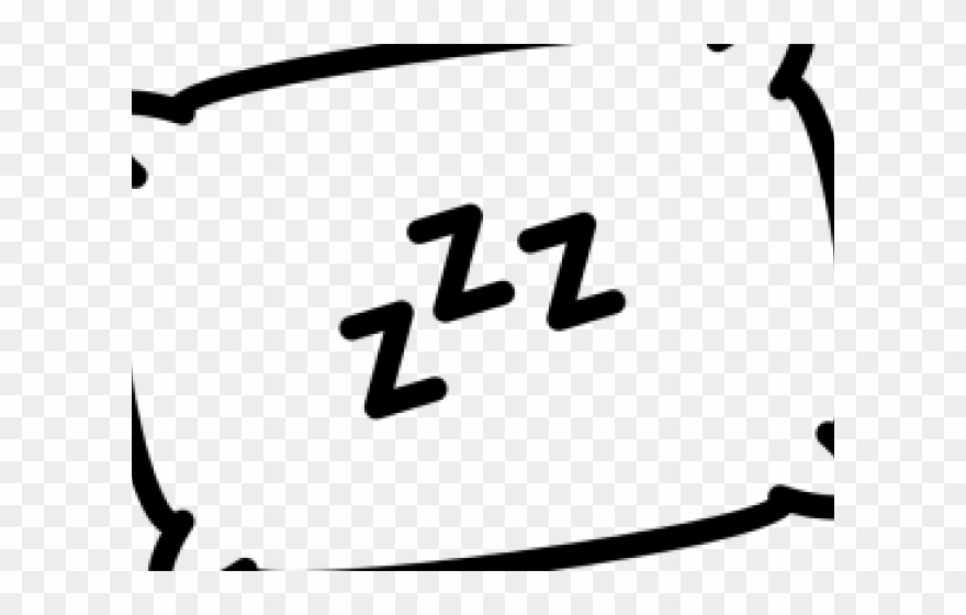 Sleeping clipart black and white vector Sleeping Clipart Transparent - Sleep In Clip Art - Png ... vector