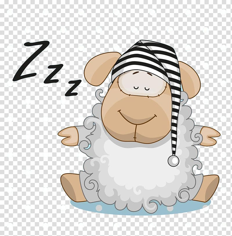 Sleeping goat clipart picture download Sheep sleeping illustration, Frog Sleep , Sheep cartoon ... picture download