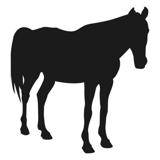 Sleeping horse clipart jpg Horse Sleeping Silhouette Transparent Png Sleeping Horse Png ... jpg