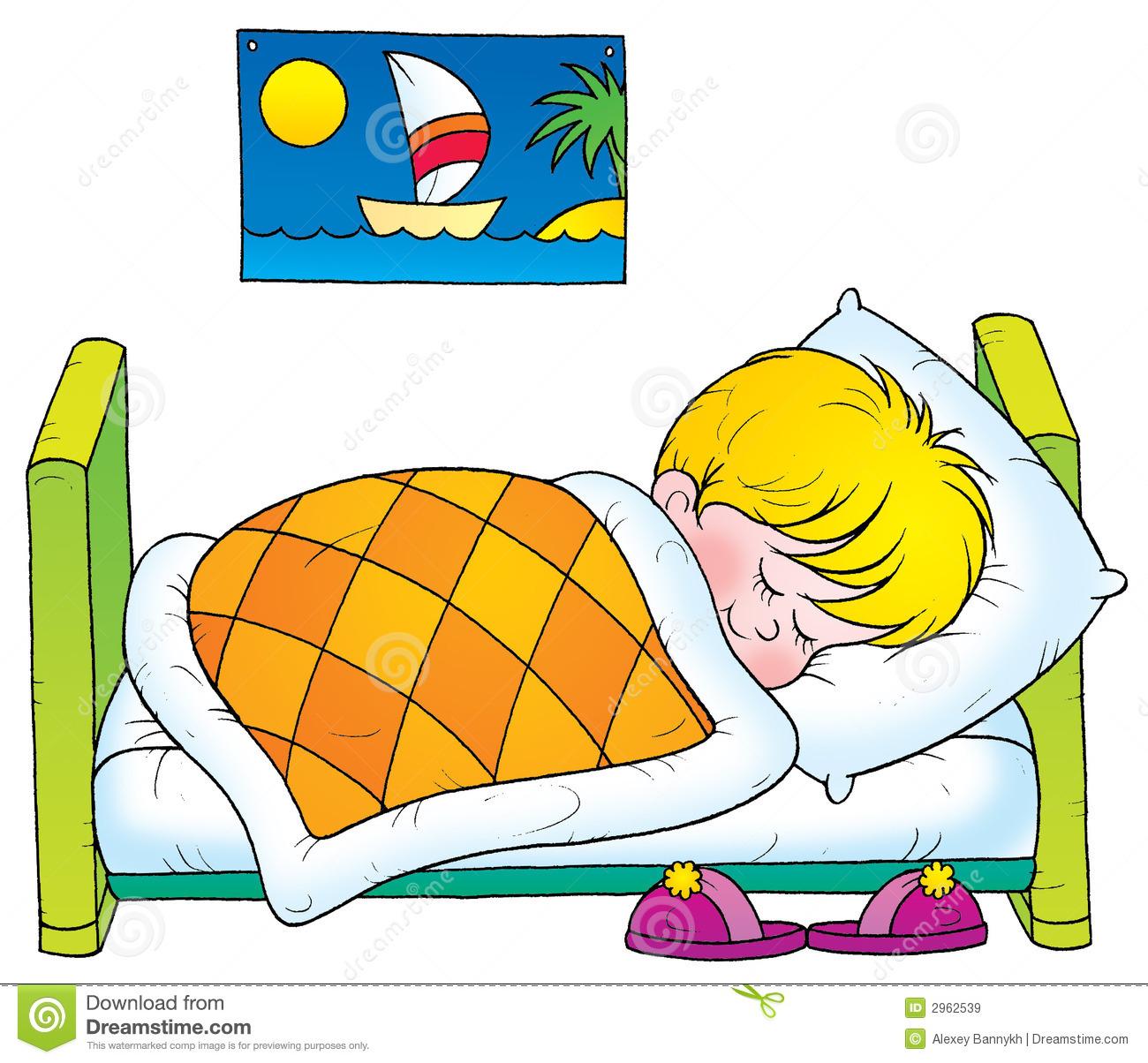 Kids sleeping clipart jpg black and white Sleep Clipart Sleeping | Clipart Panda - Free Clipart Images jpg black and white