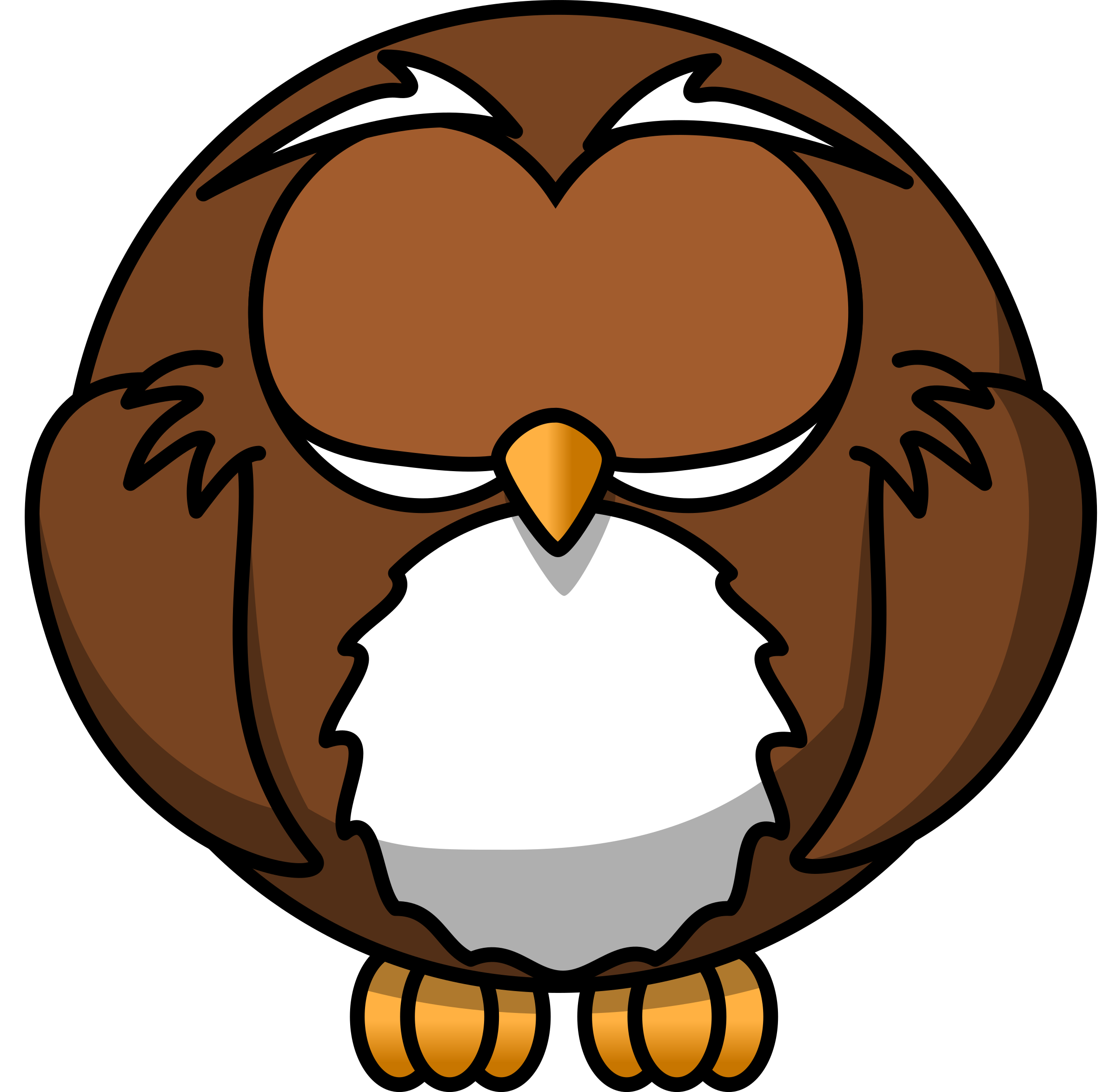 Sleeping in book clipart png download Clipart - Cartoon owl - asleep png download