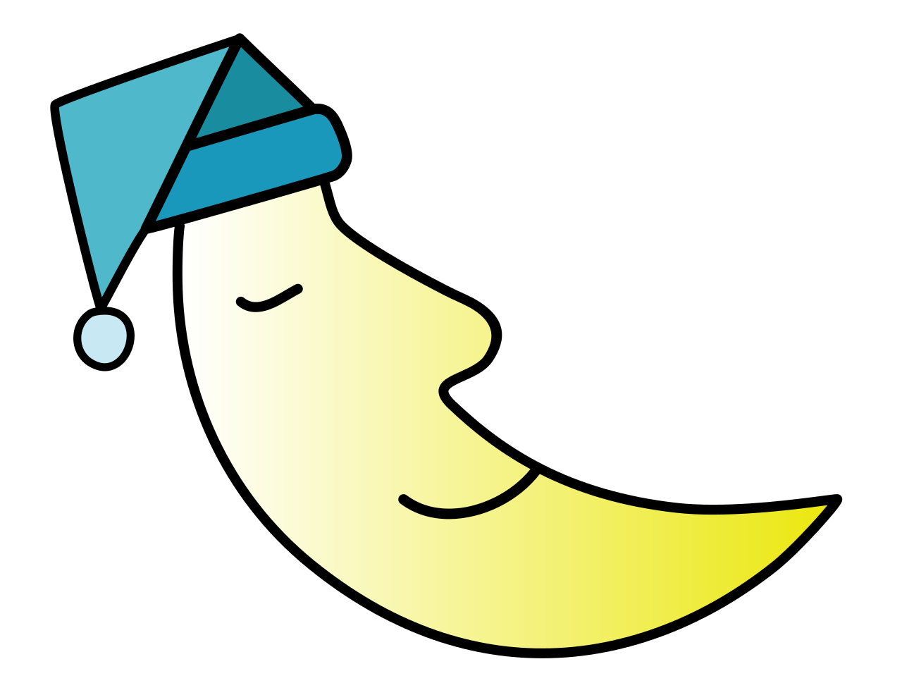 Sleeping in book clipart picture black and white File:Sleep.svg - Wikimedia Commons picture black and white