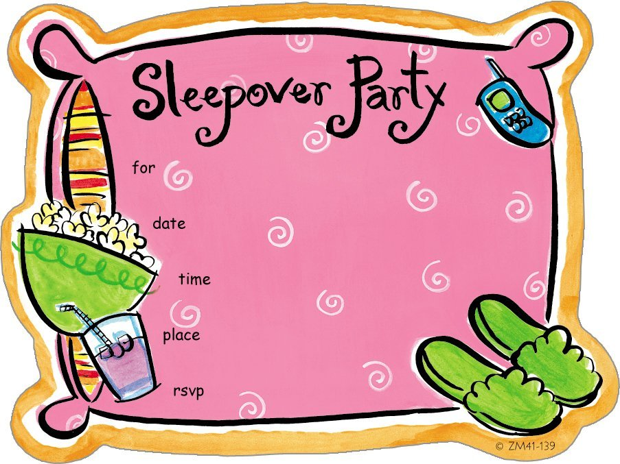 Sleepover clipart clip black and white Free Sleepover Clipart, Download Free Clip Art, Free Clip ... clip black and white