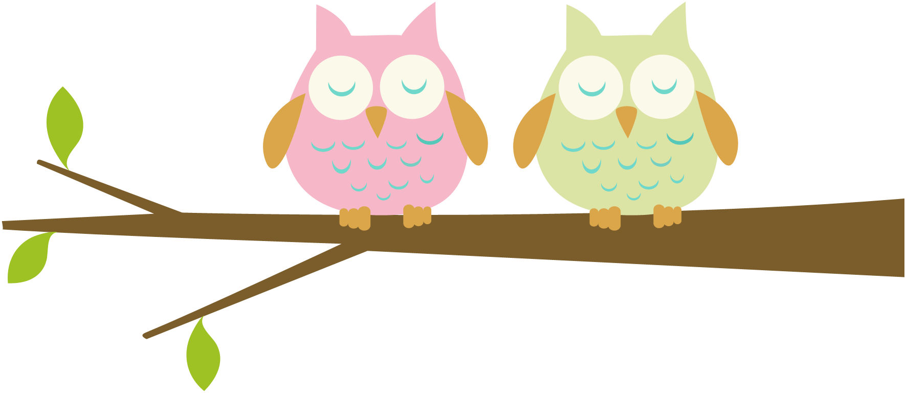 Sleepy owl and crescent moon clipart vector transparent download Free Sleepy Couple Cliparts, Download Free Clip Art, Free ... vector transparent download