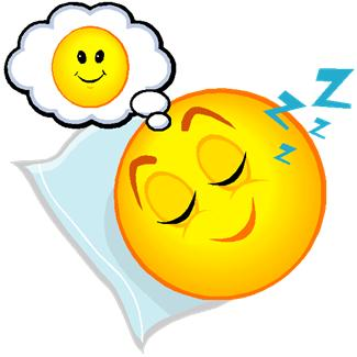 Sleepy smiley face clipart png free library Free Sleepy Smiley Face Emoticon, Download Free Clip Art ... png free library