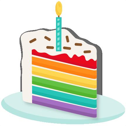 Slice of birthday cake clipart jpg stock Slice of cake clipart transparent background - ClipartFest jpg stock