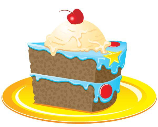 Slice of birthday cake clipart graphic freeuse library slice of birthday cake clipart clipartfest Birthday Cake Slice ... graphic freeuse library