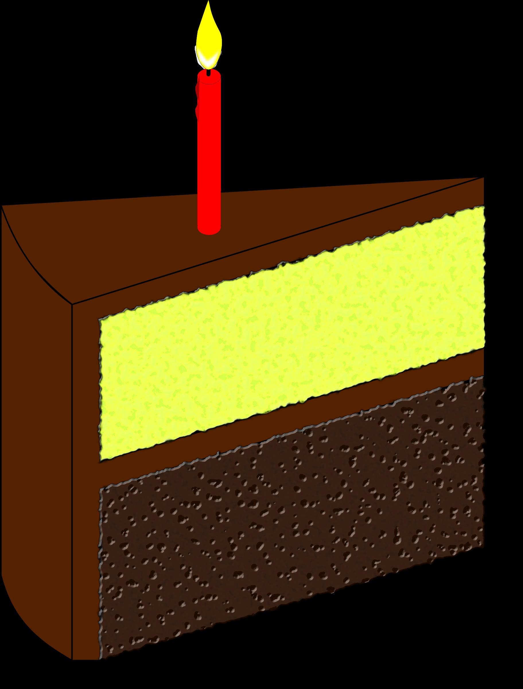 Slice of cake clip art jpg library stock Clipart - Slice of Cake jpg library stock