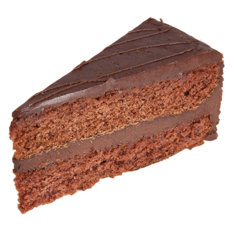 Slice of chocolate cake clipart png transparent download Chocolate cake slice clipart - ClipartFest png transparent download