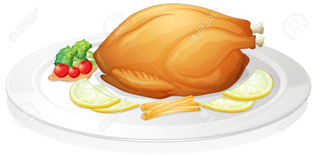 Sliced chicken clipart png library stock Free Chicken Slice Cliparts, Download Free Clip Art, Free ... png library stock