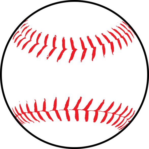 Slide baseball clipart image transparent stock Baseball with red stitching | baseball | Pinterest | Clipart images ... image transparent stock