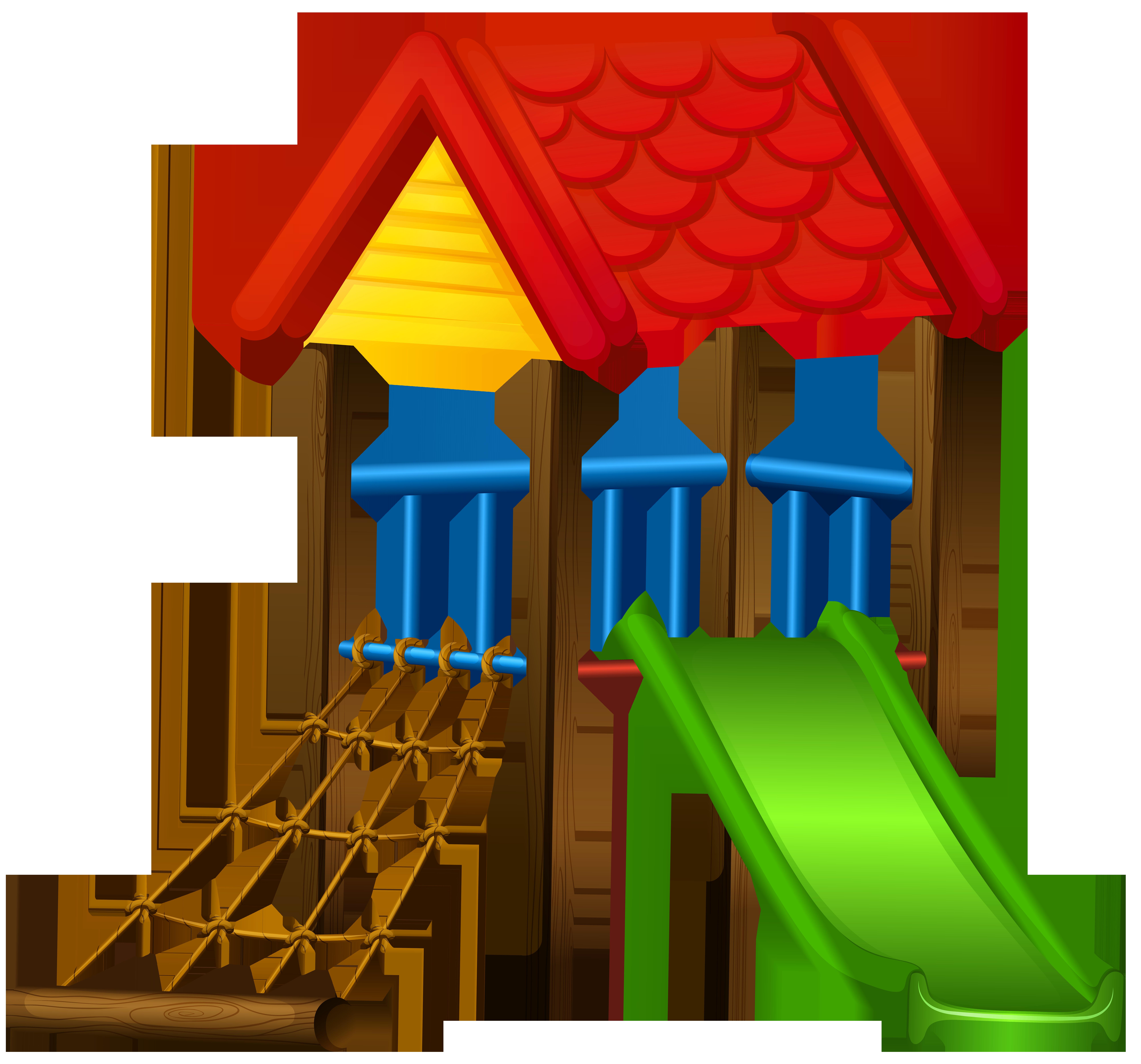 Slide transparent images clipart png freeuse download Slide with Roof PNG Clip Art - Best WEB Clipart png freeuse download