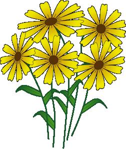 Slowers clipart clipart transparent library Flowers Clip Art at Clker.com - vector clip art online ... clipart transparent library