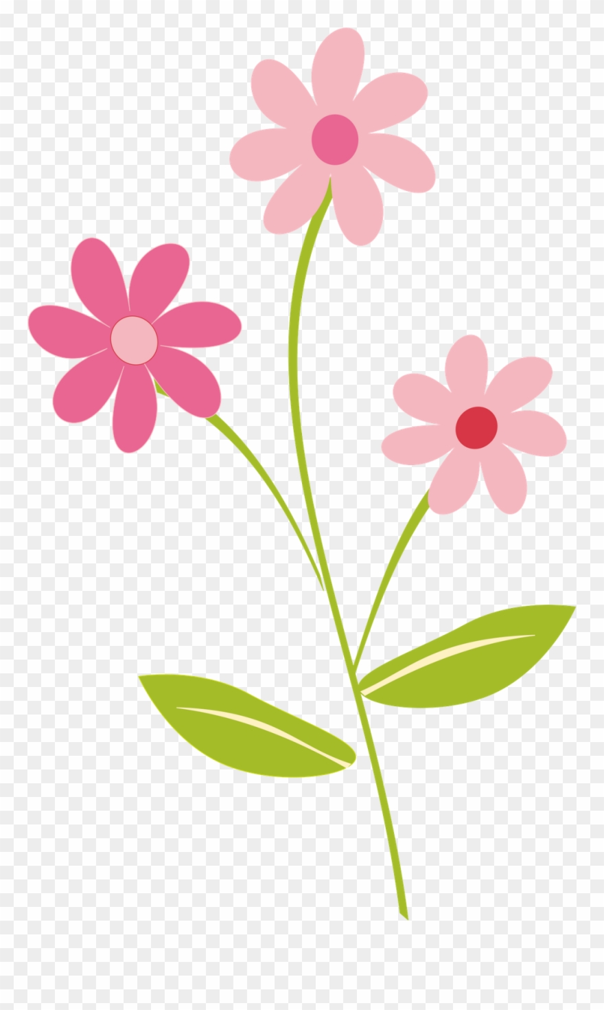 Slowers clipart clipart library library Flowers Border Clipart Png - Clipart Flower Border Png ... clipart library library