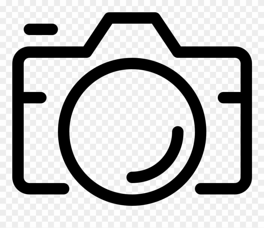 Slr camera clipart svg freeuse download Multimedia Photo Camera Slr - Camera Clipart (#1657592 ... svg freeuse download