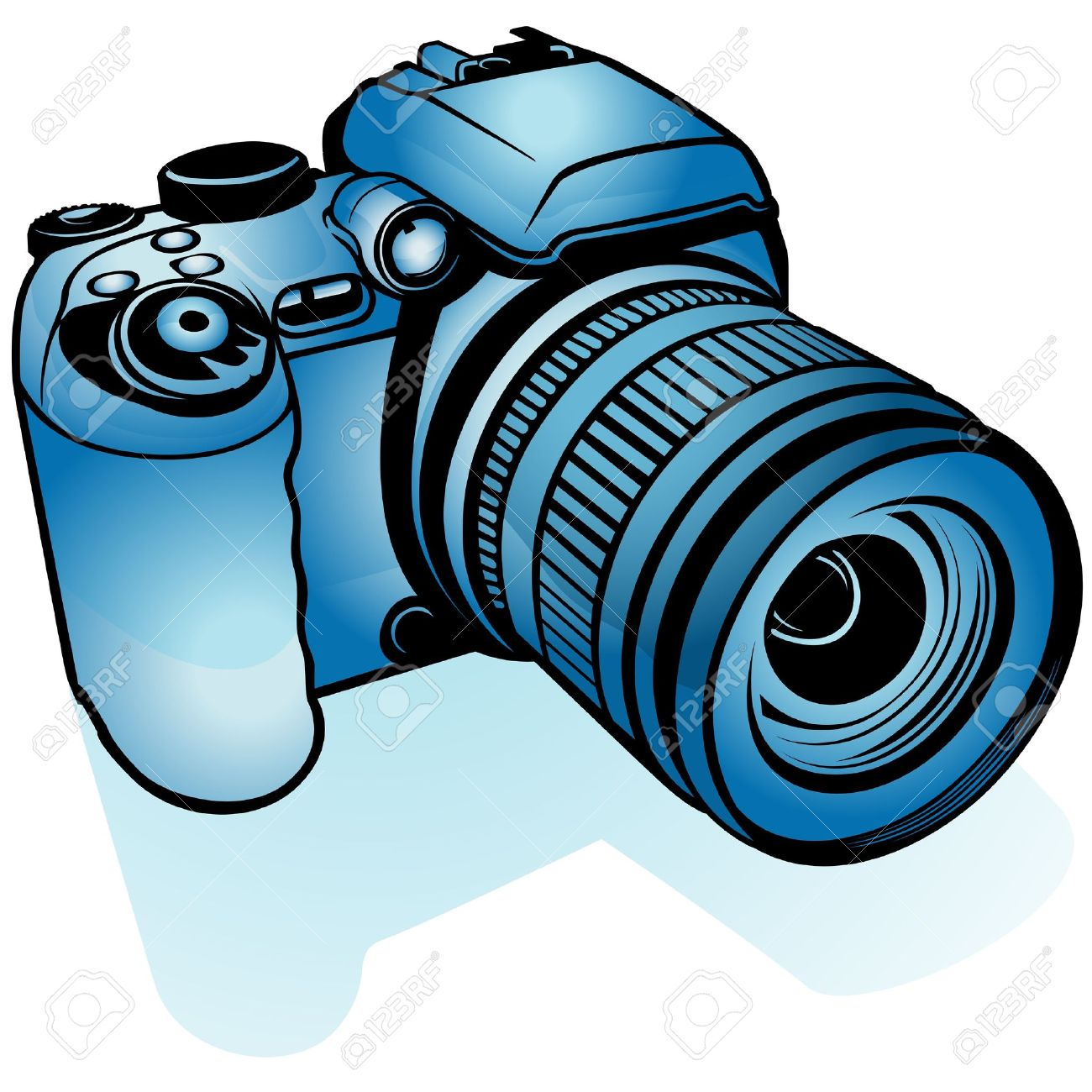 Slr camera clipart png library stock Slr Camera Cliparts   Free download best Slr Camera Cliparts ... png library stock