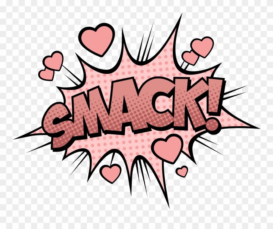 Smack clipart image stock Congrats Tanya - Cartoon Smack Transparency Clipart ... image stock