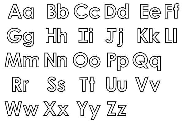 Small alphabet letter clipart banner library stock Free Worksheets : small alphabet Small Alphabet in Free Worksheetss banner library stock