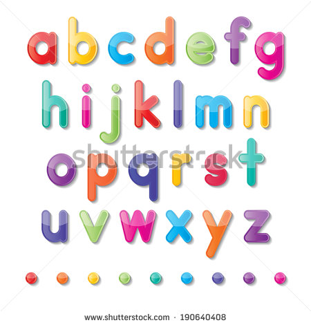 Small alphabet letter clipart clip art black and white library Small Letters Stock Images, Royalty-Free Images & Vectors ... clip art black and white library