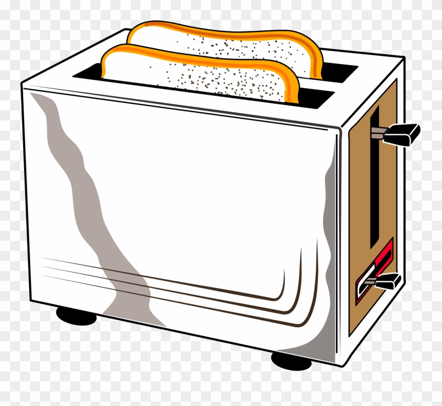 Small appliances clipart graphic royalty free download Toaster Home Appliance Can Stock Photo Small Appliance ... graphic royalty free download