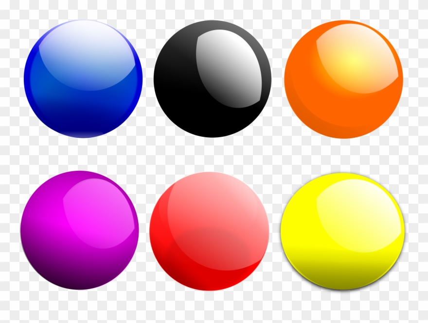 Small ball clipart clip art free download Small Ball Cliparts - Balls Clipart - Png Download (#61974 ... clip art free download