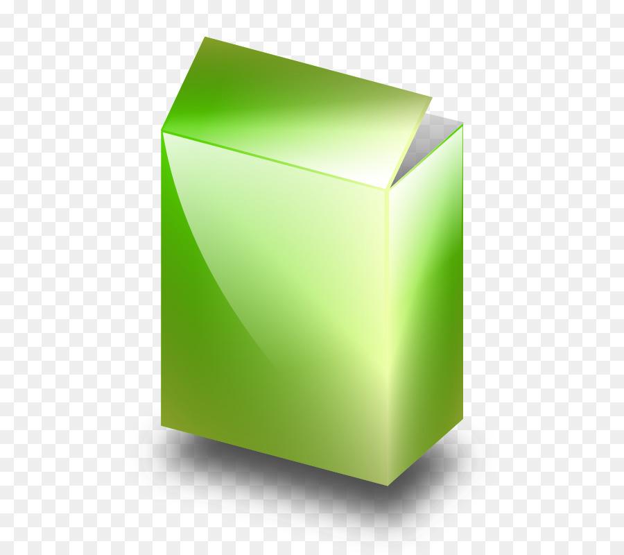 Small box clipart clip art library Cardboard Box clipart - Box, Green, Product, transparent ... clip art library