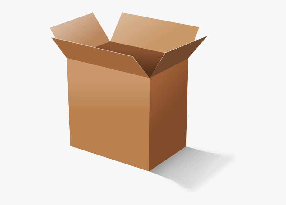 Small box clipart jpg library Small Box Clipart - Cardboard Box #953011 - Free Cliparts on ... jpg library