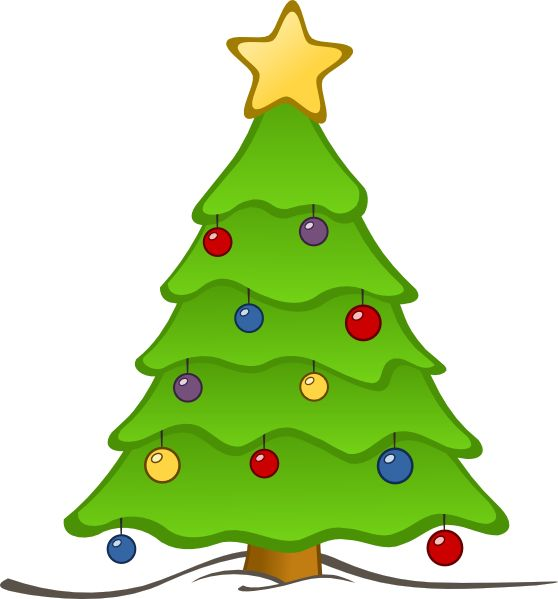 Small christmas tree clipart free jpg freeuse Small Christmas Clipart | Free download best Small Christmas ... jpg freeuse