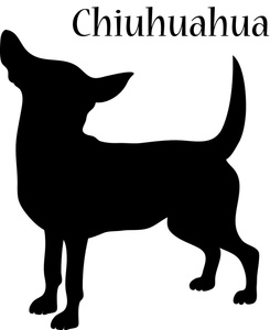 Small clipart dog image library library Small Dog Silhouette Free Clipart image library library