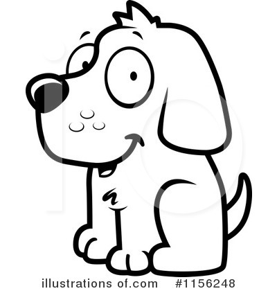 Small clipart dog clip library stock Dog Clipart #1156248 - Illustration by Cory Thoman clip library stock