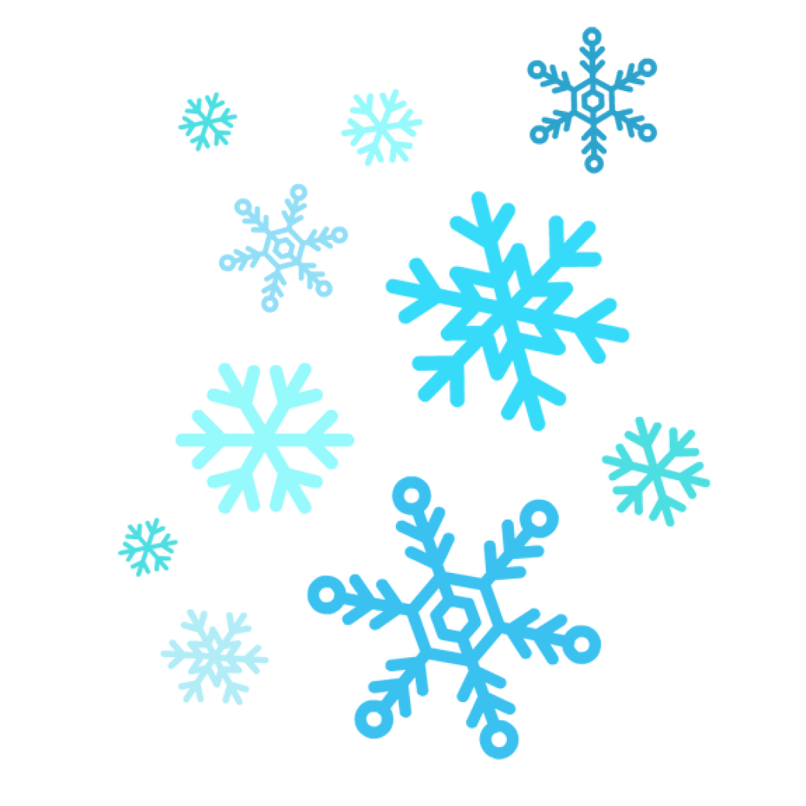 Small clipart free snowflake black and white library Free Snowflake Pictures Clip Art | Animaxwallpaper.com black and white library