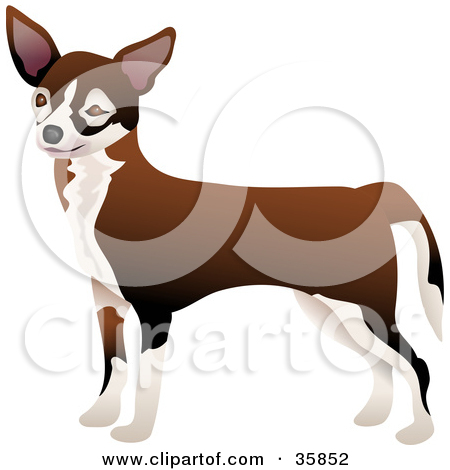 Small dog clipart jpg library download Royalty-Free (RF) Small Dog Clipart, Illustrations, Vector Graphics #1 jpg library download
