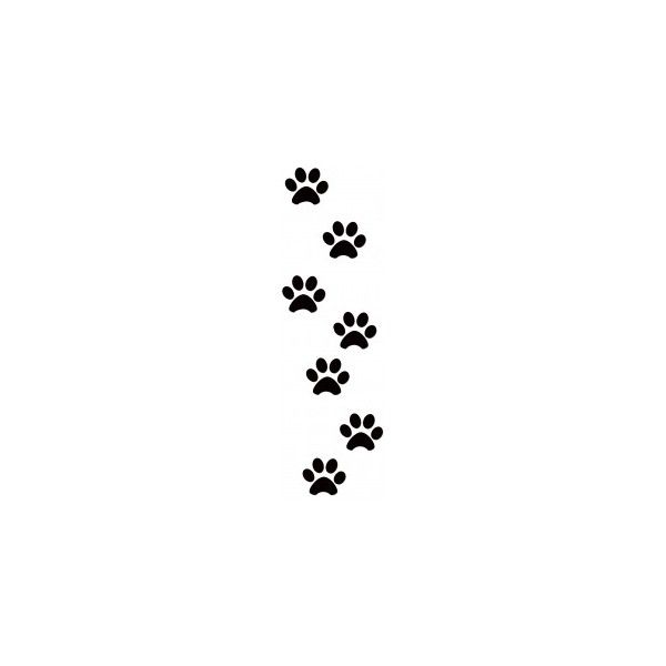 Small dog paw print clipart picture library library Dog Prints Clipart | Free download best Dog Prints Clipart ... picture library library