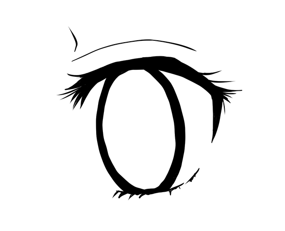 Small eyes clipart black and white graphic Free Brown Eyes Clipart small eye, Download Free Clip Art on ... graphic