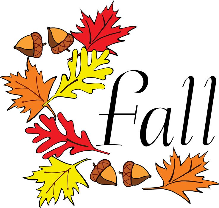 Autumn begins clipart jpg royalty free library Fall Leaves Background Clipart | Free download best Fall ... jpg royalty free library