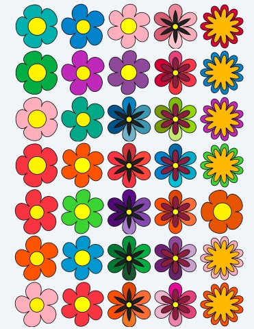Small flowers clip art png free Small flowers clip art - ClipartFest png free