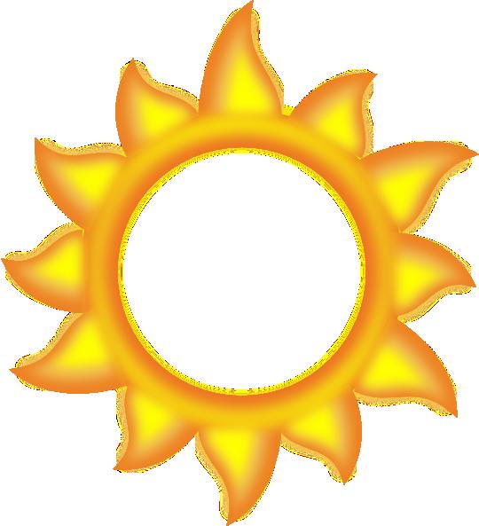 Sun image clipart jpg freeuse download A Sun Cartoon Clip Art at Clker.com - vector clip art online ... jpg freeuse download