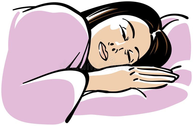 Woman sleepy clipart vector black and white Nap clipart lady - 140 transparent clip arts, images and ... vector black and white