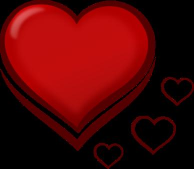 Small hearts clip art black and white download Small Heart | Free Download Clip Art | Free Clip Art | on Clipart ... black and white download