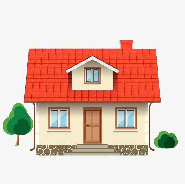 Small home clipart clip art download A Small House PNG, Clipart, Cartoon, Elevation, Green, Hand ... clip art download