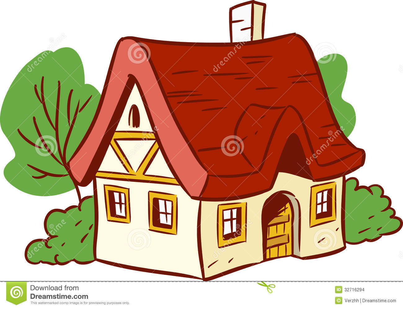 Small home clipart clip freeuse download Small house clipart 4 » Clipart Station clip freeuse download
