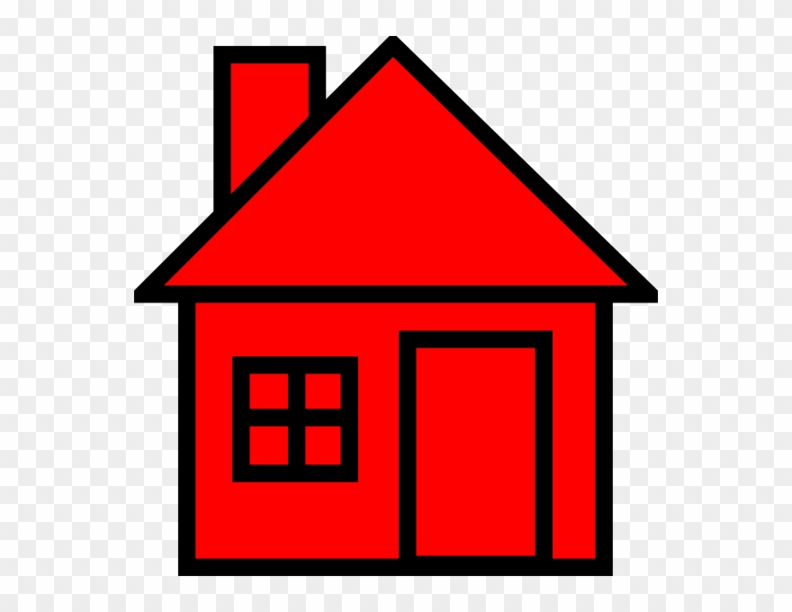 Small home clipart vector stock Small - Red House Clipart - Png Download (#62019) - PinClipart vector stock