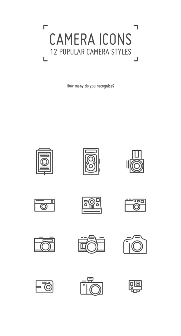 Small icons money clipart vector transparent stock Camera Icons Set by angeloletra -, via Behance | Tattoo | Pinterest ... vector transparent stock