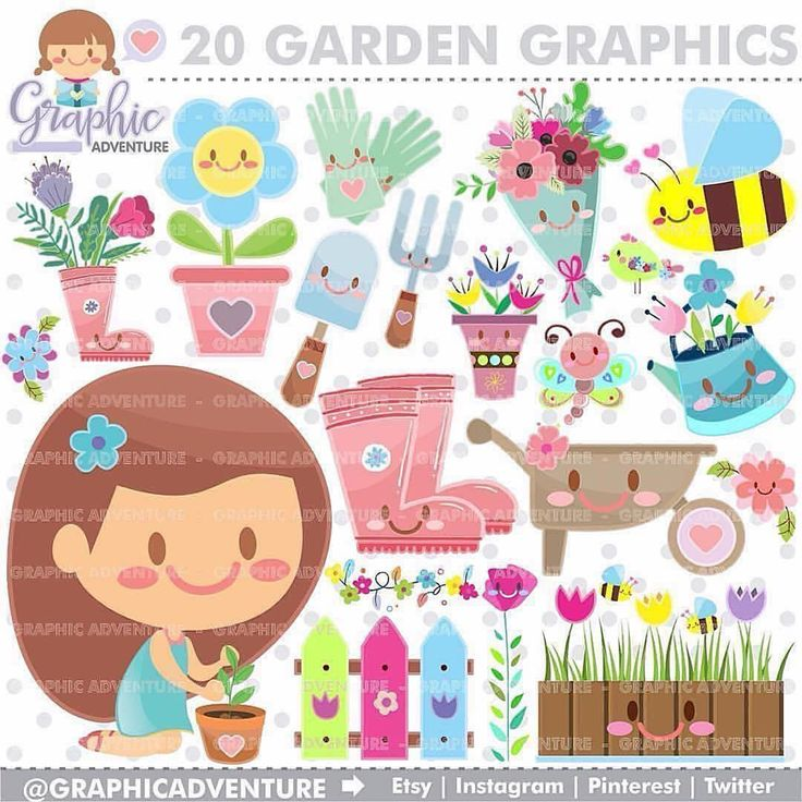 Small instagram clipart banner black and white stock 1000+ images about Garden - Clip Art on Pinterest | Gardens, Clip ... banner black and white stock