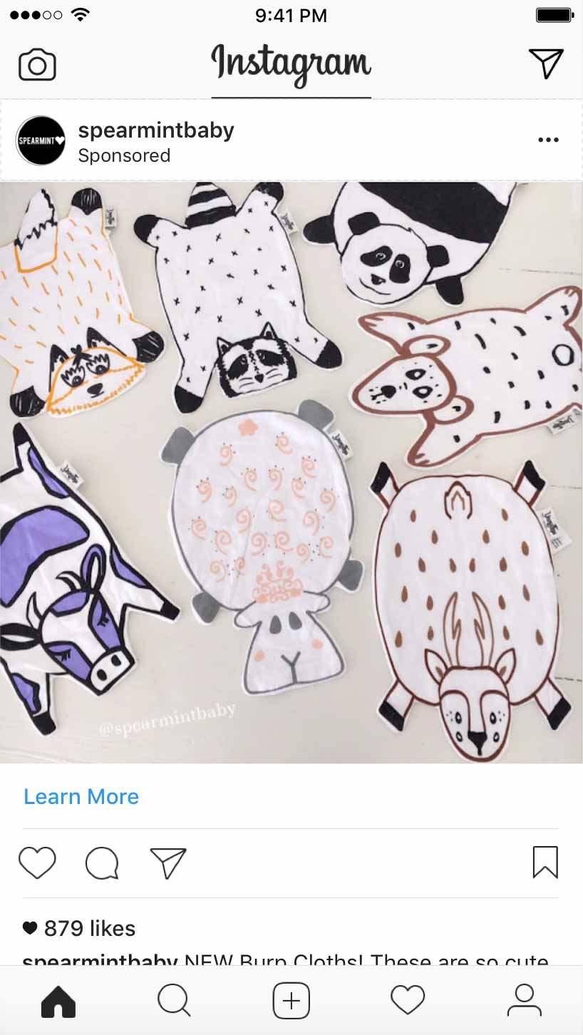 Small instagram clipart clipart black and white library Instagram hits 1m monthly advertisers, driven by small businesses ... clipart black and white library
