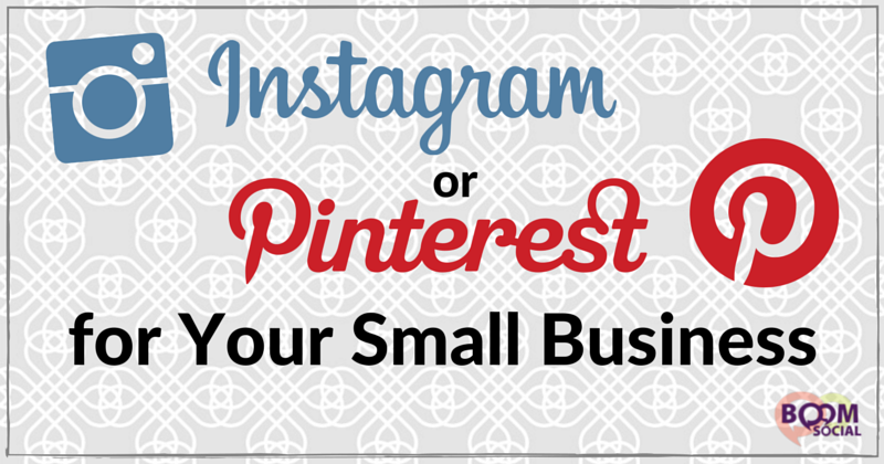 Small instagram clipart jpg transparent download Instagram or Pinterest for Your Small Business jpg transparent download