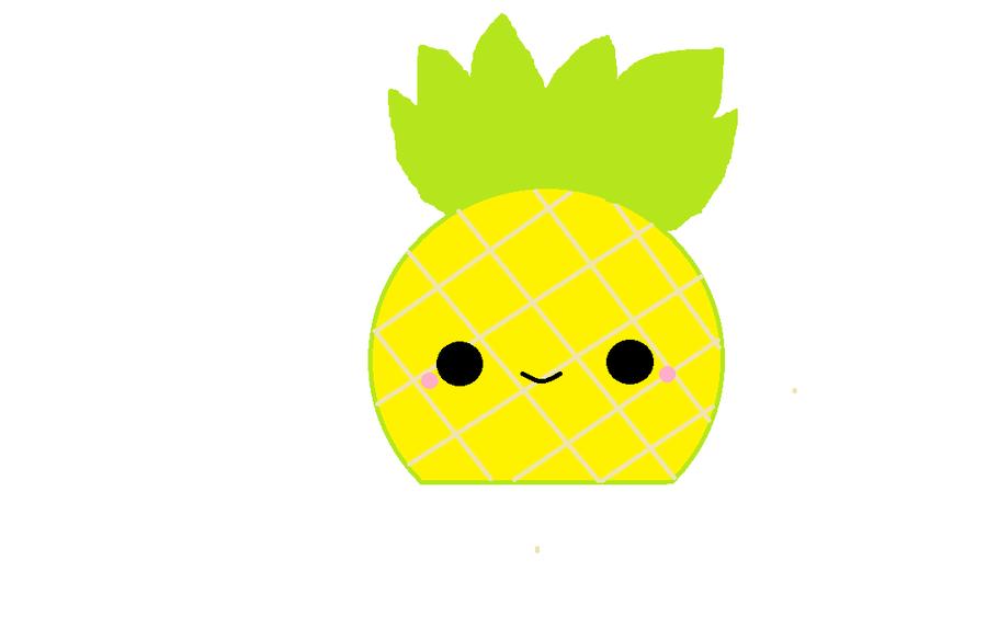 Small pineapple smile clipart svg royalty free stock Pineapple Wallpaper Tumblr | Clipart Panda - Free Clipart ... svg royalty free stock