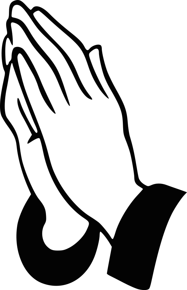 Small praying hands clipart vector free open-praying-hands-clipart-praying-hands-clip-art-6 > The ... vector free