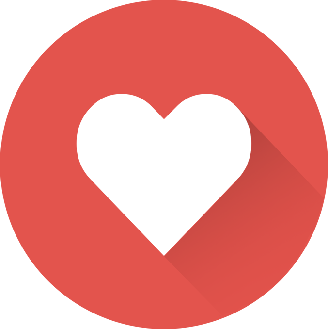 Small red heart clipart freeuse stock The Future is Female | Explore Causes | Small Token Gift Registry freeuse stock