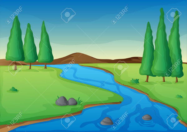 Small river clipart graphic free stock Jordan River Temple Clipart | Free Images at Clker.com ... graphic free stock
